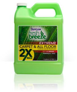 Tropiclean Fresh Breeze Carpet and All 3.8L