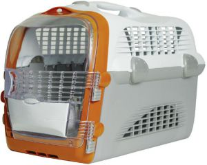 Transporter Pet Cargo Cabrio - orange