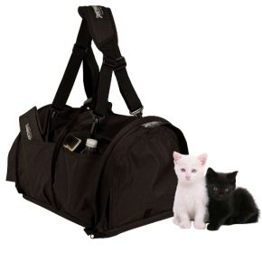Sturdi Bag Divided Large - black