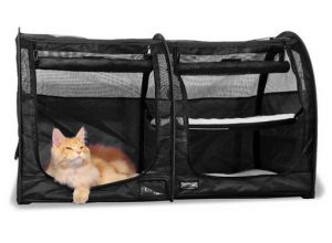 Sturdi Show Shelter - black