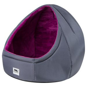 Tulipan OX XL - gray-purple