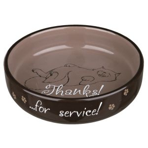 Miseczka porcelanowa - Thanks! ...for service! XL