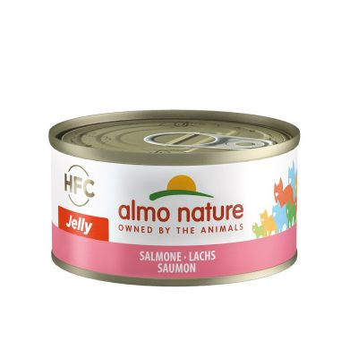 almo nature HFC Jelly łosoś 70g