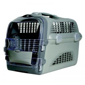 Transporter Pet Cargo Cabrio - gray