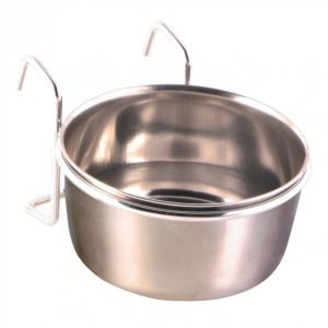 Metal bowl with a pendant - 0.3l