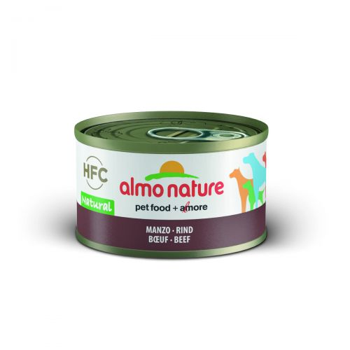 almo nature HFC Natural Wołowina 95g