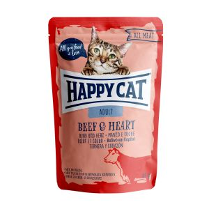 Happy Cat All Meat Beef & Heart