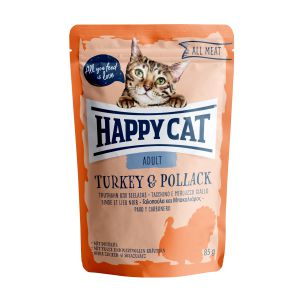 Happy Cat All Meat Indyk & Dorsz