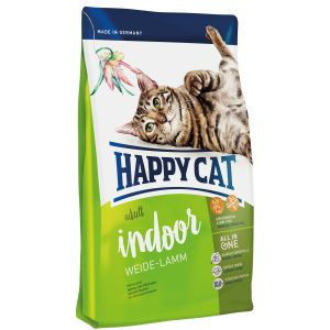 Happy Cat Indoor Adult Jagnięcina 10kg