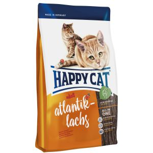 Happy Cat Adult Łosoś Atlantycki 4kg