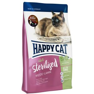 Happy Cat Sterilised Jagnięcina 1,4kg