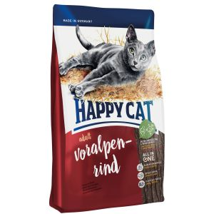 Happy Cat Adult Wołowina Alpejska 10kg