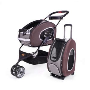 Transporter Combo 5in1 - brown