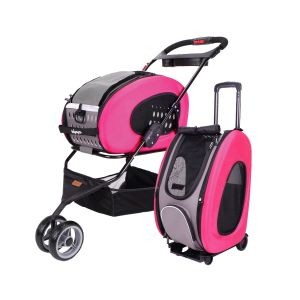 Transporter Combo 5in1 - pink
