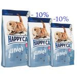 Happy Cat - Pakiet Junior 3x 10kg