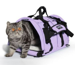 Sturdi Bag Divided Large - lavender