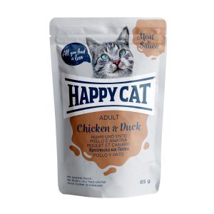 Happy Cat in Sauce Chicken & Duck