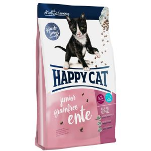 Happy Cat Junior Grainfree Kaczka 1,4kg