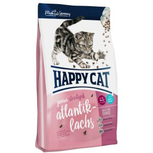 Happy Cat Junior Sterilised Łosoś Atlantycki 4kg