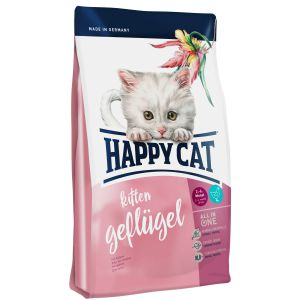 Happy Cat Kitten Kurczak 4kg