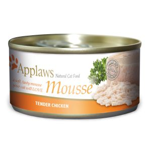 Applaws Mousse Kurczak 70g