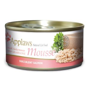 Applaws Mousse Łosoś 70g