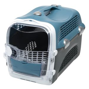 Transporter Pet Cargo Cabrio blue