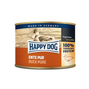 Happy Dog Ente Pur 200g