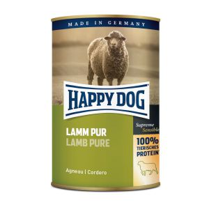 Happy Dog Jagnięcina 400g