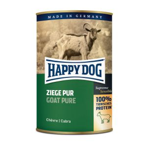 Happy Dog Ziege Pur 400g