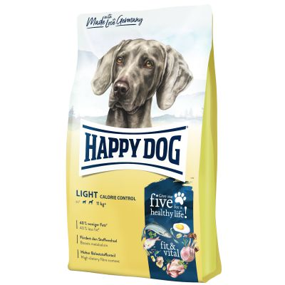 Happy Dog fit & vital Light Calorie Control 4kg