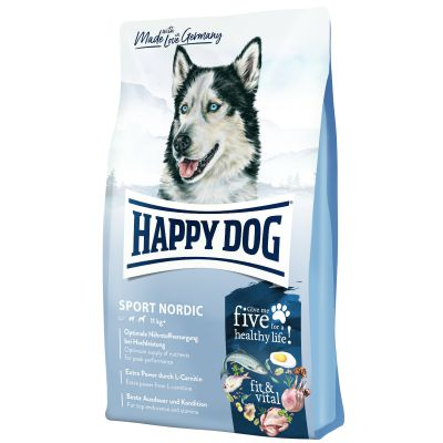 Happy Dog fit & vital Sport Nordic Adult 14kg