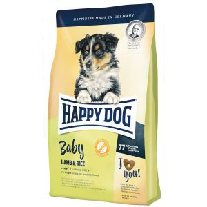 Happy Dog Baby Jagnięcina z Ryżem 4kg