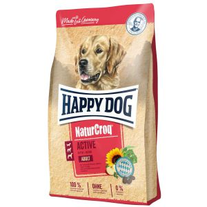 Happy Dog NaturCroq Adult Active 15kg
