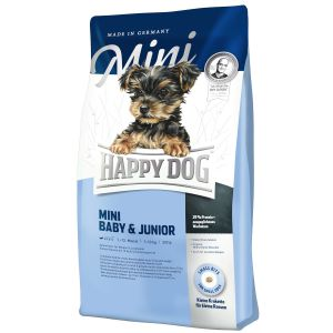 Happy Dog Mini Baby i Junior 4kg