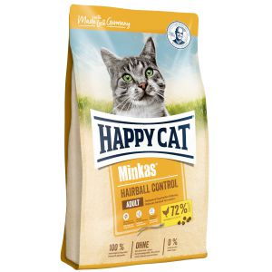 Happy Cat Minkas Hairball Control Kurczak 10kg