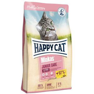 Happy Cat Minkas Junior Care Kurczak 1,5kg