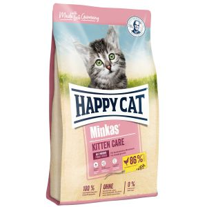 Happy Cat Minkas Kitten Care Kurczak 1,5kg