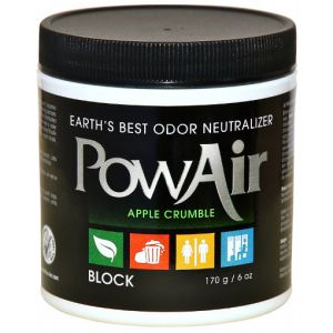 PowAir Block 500ml - Apple Crumble