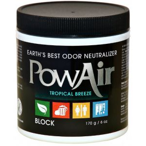 PowAir Block 500ml - Tropical Breeze