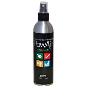 PowAir Spray 250ml - Apple Crumble