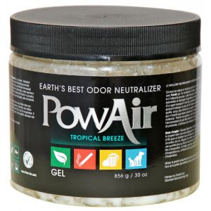 PowAir Gel 1000ml - Tropical Breeze