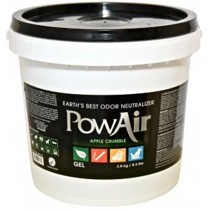 PowAir Żel 4L - Apple Crumble