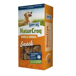 Happy Dog NaturCroq Snack z Wołowiną 350g