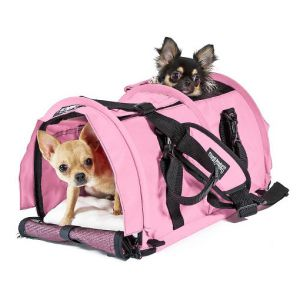 Sturdi Bag Divided Large - soft pink