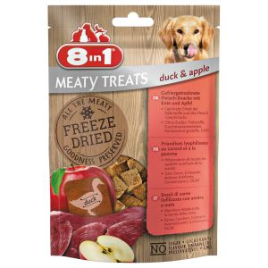 8in1 Delicacy Dog Freeze Dried Duck/Apple 50 g
