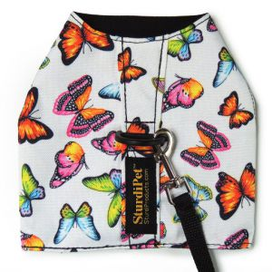 Sturdi Walking Vest M - LE Butterfly